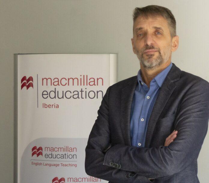 Foto de Augusto Di Marco, Director General de Macmillan Education