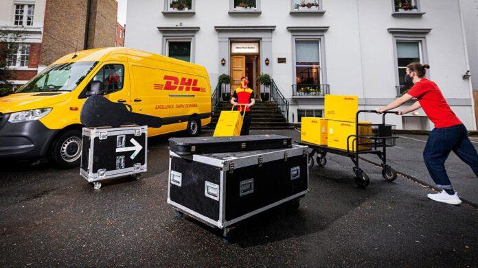Foto de Acuerdo entre DHL y Universal Music Group para apoyar a