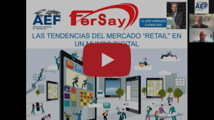 Foto de Fersay participa en un webinar sobre Retail y comercio en el