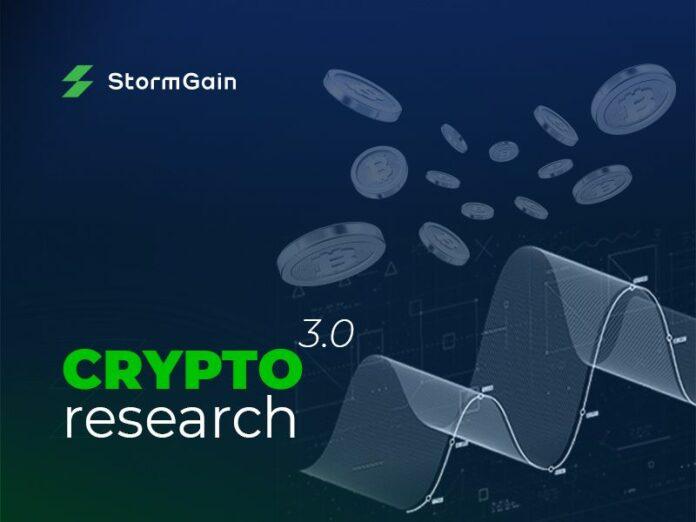 Foto de Informe Crypto Research 3.0 de StormGain